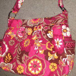 Vera Bradley REVERSIBLE Shoulder Bag - CARNABY